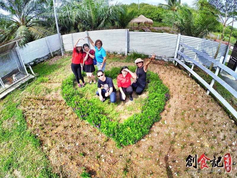 Sinar Eco Resort Pekan Nanas Johor Malaysia Family Gathering Camp Travel Adventure Tourist Attraction Farm Retreat Trip Raymond Ong Effye Ang Alfred Law Pinky Ning Estella Onn A28
