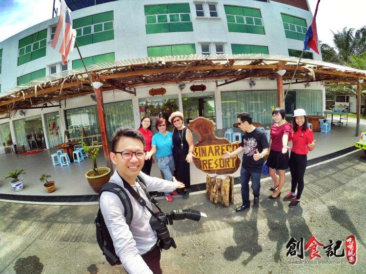 Sinar Eco Resort Pekan Nanas Johor Malaysia Family Gathering Camp Travel Adventure Tourist Attraction Farm Retreat Trip Raymond Ong Effye Ang Alfred Law Pinky Ning Estella Onn A38