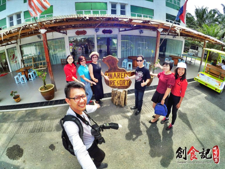 Sinar Eco Resort Pekan Nanas Johor Malaysia Family Gathering Camp Travel Adventure Tourist Attraction Farm Retreat Trip Raymond Ong Effye Ang Alfred Law Pinky Ning Estella Onn A39