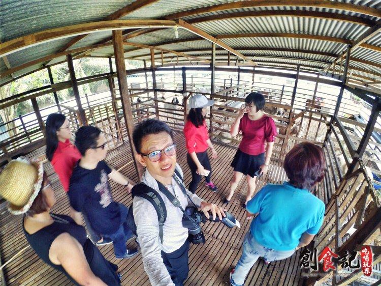Sinar Eco Resort Pekan Nanas Johor Malaysia Family Gathering Camp Travel Adventure Tourist Attraction Farm Retreat Trip Raymond Ong Effye Ang Alfred Law Pinky Ning Estella Onn A40