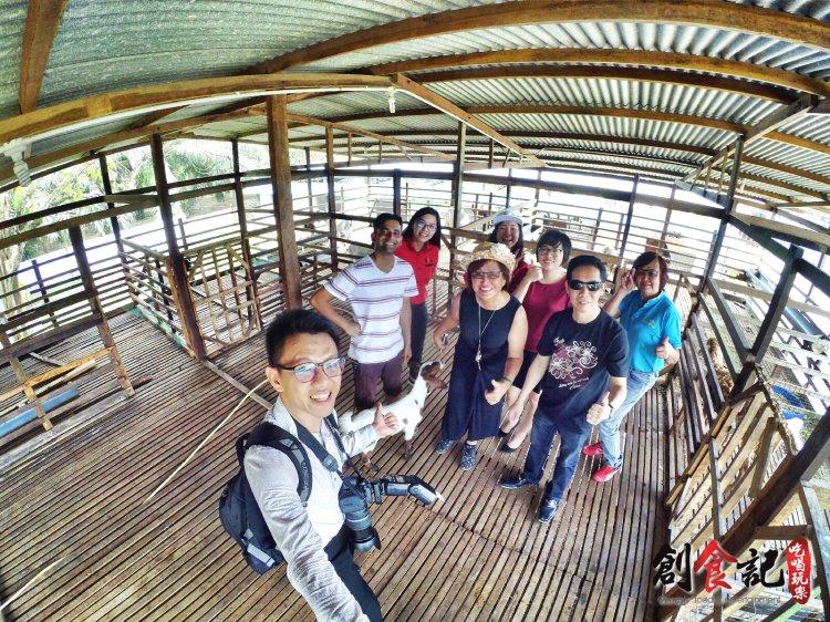 Sinar Eco Resort Pekan Nanas Johor Malaysia Family Gathering Camp Travel Adventure Tourist Attraction Farm Retreat Trip Raymond Ong Effye Ang Alfred Law Pinky Ning Estella Onn A41