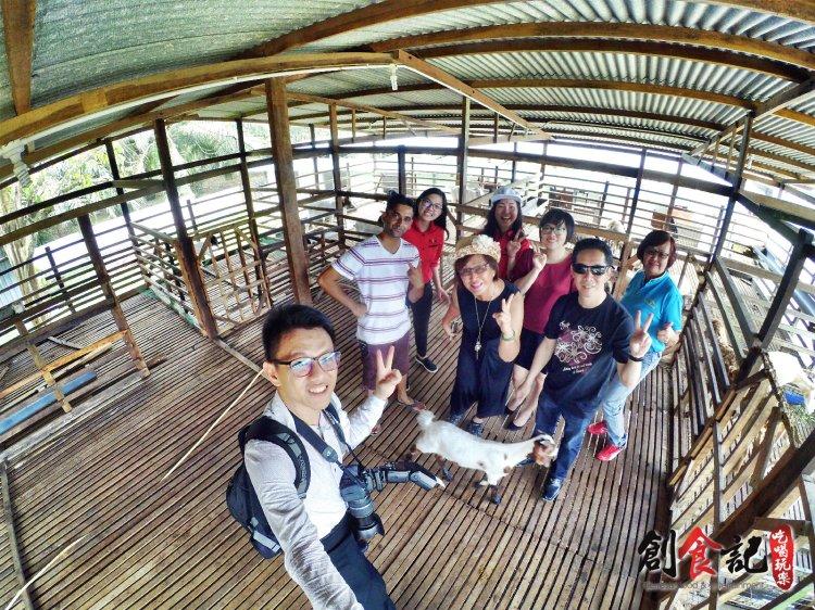Sinar Eco Resort Pekan Nanas Johor Malaysia Family Gathering Camp Travel Adventure Tourist Attraction Farm Retreat Trip Raymond Ong Effye Ang Alfred Law Pinky Ning Estella Onn A42