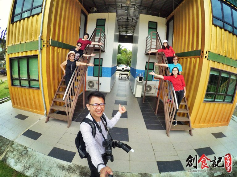 Sinar Eco Resort Pekan Nanas Johor Malaysia Family Gathering Camp Travel Adventure Tourist Attraction Farm Retreat Trip Raymond Ong Effye Ang Alfred Law Pinky Ning Estella Onn A65