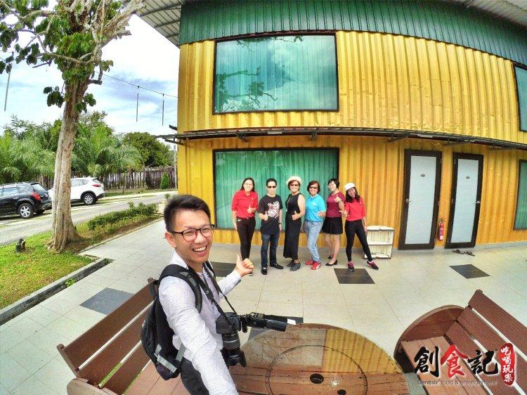 Sinar Eco Resort Pekan Nanas Johor Malaysia Family Gathering Camp Travel Adventure Tourist Attraction Farm Retreat Trip Raymond Ong Effye Ang Alfred Law Pinky Ning Estella Onn A68