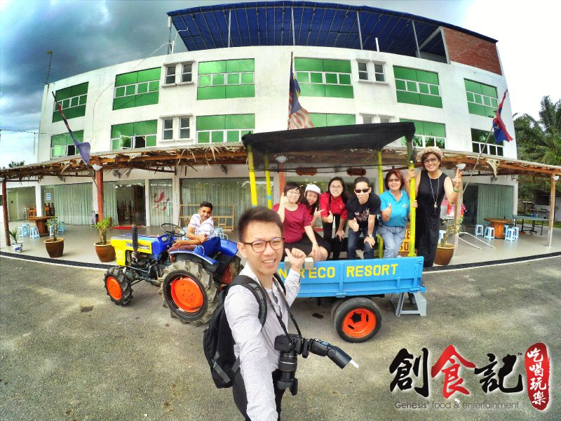 Sinar Eco Resort Pekan Nanas Johor Malaysia Family Gathering Camp Travel Adventure Tourist Attraction Farm Retreat Trip Raymond Ong Effye Ang Alfred Law Pinky Ning Estella Onn A76