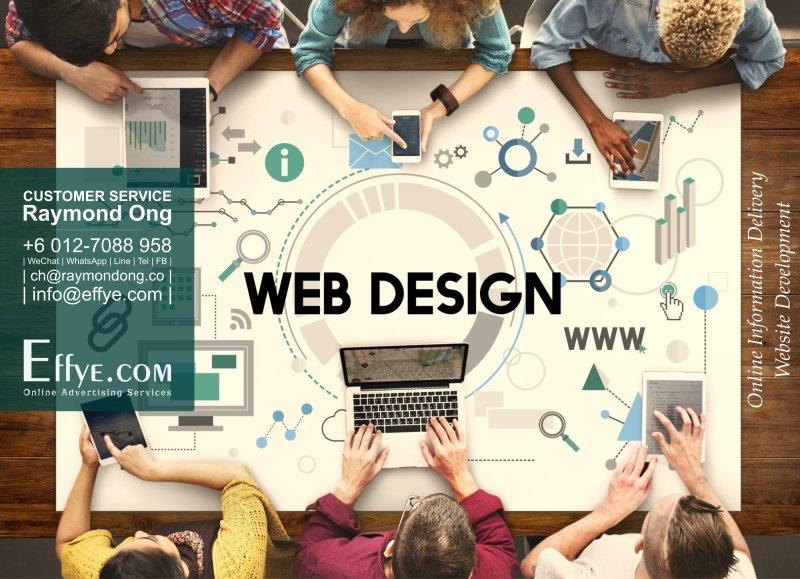 Effye Malaysia Website Design Kuala Lumpur Website Design Taiwan Website Design China WebsiteDesign Indonesia Website Design Singapore Website Design Online Media Advertising Web Develop