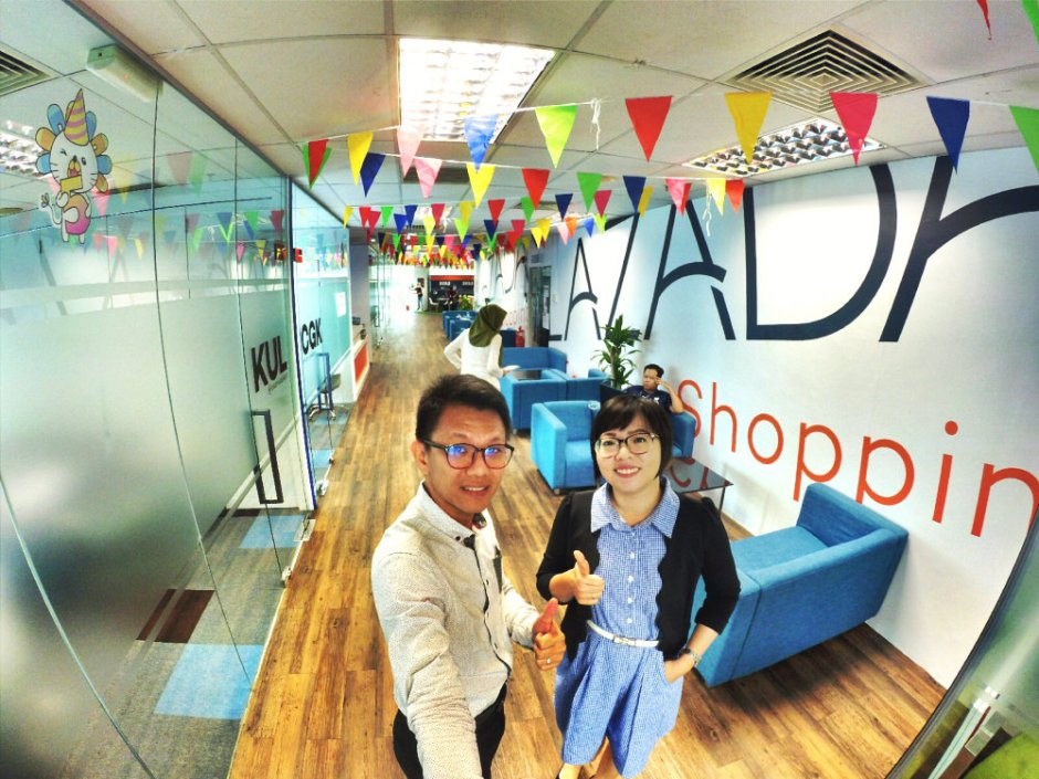 Jack Ma Lazada Malaysia Seller Class Raymond Ong Effye Ang Effye Media Online Advertising eCommerce Seller Management Website Development A17