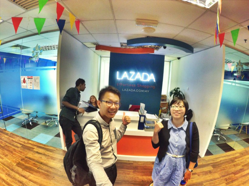 Jack Ma Lazada Malaysia Seller Class Raymond Ong Effye Ang Effye Media Online Advertising eCommerce Seller Management Website Development A18