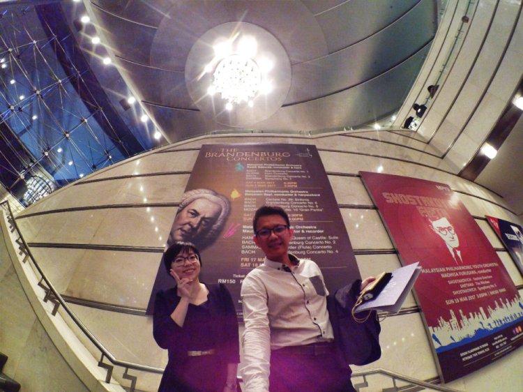 Malaysia Kuala Lumpur Malaysian Philharmonic Orchestra Maurice Steger Conductor and Recorder Bach The Brandenburg Concertos II and IV Handel Almira Sammartini Raymond Ong Effye Ang Media