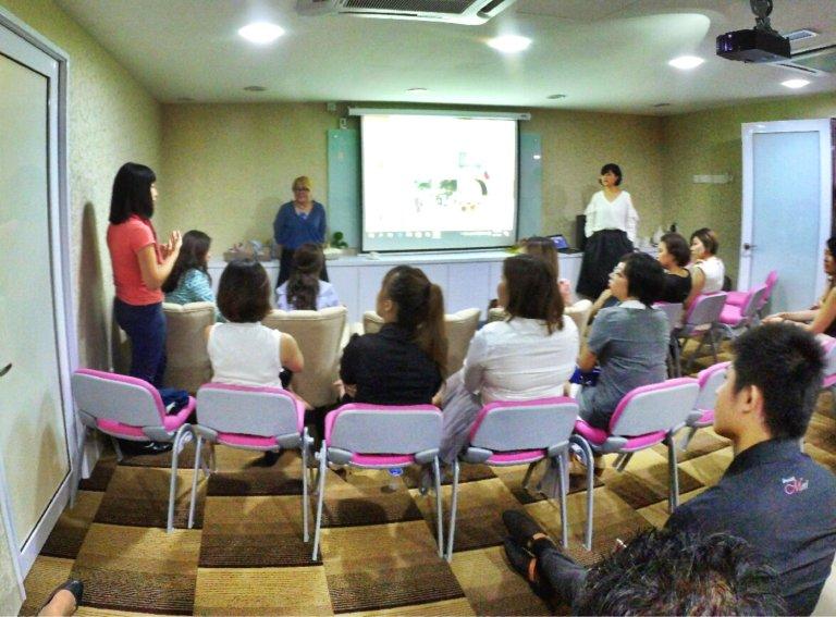 Malaysia Johor Johor Bahru Jess Mok Women Talk 女人行 Datin Sri Dato Cynthia Kathy Teng Beaute Mori Joan Cheong Rongen 張柔恩老師 Raymond Ong Effye Ang Joey Kher A17 Web Delopmen