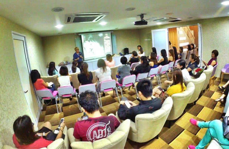 Malaysia Johor Johor Bahru Jess Mok Women Talk 女人行 Datin Sri Dato Cynthia Kathy Teng Beaute Mori Joan Cheong Rongen 張柔恩老師 Raymond Ong Effye Ang Joey Kher A20 Web Delopmen