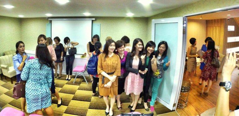 Malaysia Johor Johor Bahru Jess Mok Women Talk 女人行 Datin Sri Dato Cynthia Kathy Teng Beaute Mori Joan Cheong Rongen 張柔恩老師 Raymond Ong Effye Ang Joey Kher C15 Web Delopmen