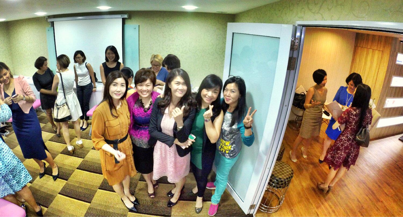 Malaysia Johor Johor Bahru Jess Mok Women Talk 女人行 Datin Sri Dato Cynthia Kathy Teng Beaute Mori Joan Cheong Rongen 張柔恩老師 Raymond Ong Effye Ang Joey Kher C16 Web Delopmen