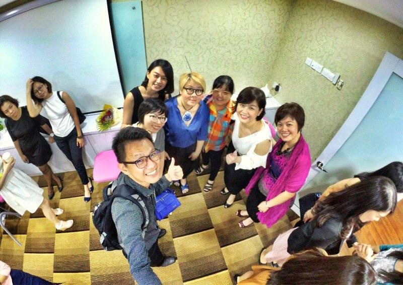 Malaysia Johor Johor Bahru Jess Mok Women Talk 女人行 Joan Cheong Rongen 張柔恩老師 Brand Building Raymond Ong Effye Ang Joey Kher C16 Effye Media Web Delopment Advertising