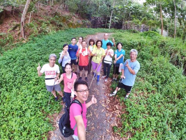 山里的故事 峇株巴辖 龙华山庄 后山 Gunung Puncak Batu Pahat Johor Malaysia Raymond Ong A01