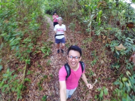 山里的故事 峇株巴辖 龙华山庄 后山 Gunung Puncak Batu Pahat Johor Malaysia Raymond Ong A02