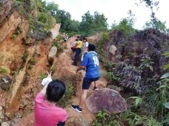 山里的故事 峇株巴辖 龙华山庄 后山 Gunung Puncak Batu Pahat Johor Malaysia Raymond Ong A08