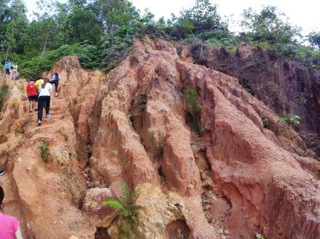 山里的故事 峇株巴辖 龙华山庄 后山 Gunung Puncak Batu Pahat Johor Malaysia Raymond Ong A10