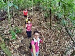 山里的故事 峇株巴辖 龙华山庄 后山 Gunung Puncak Batu Pahat Johor Malaysia Raymond Ong A14