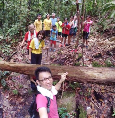 山里的故事 峇株巴辖 龙华山庄 后山 Gunung Puncak Batu Pahat Johor Malaysia Raymond Ong A20