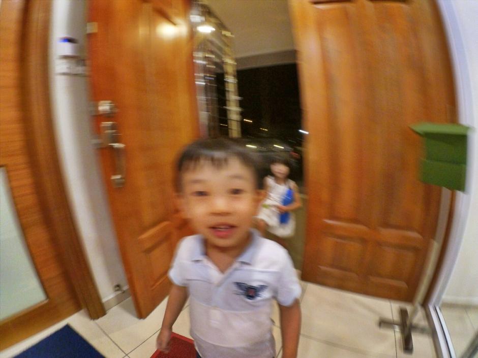 小米 小蚁运动型相机 到了小朋友手上 05