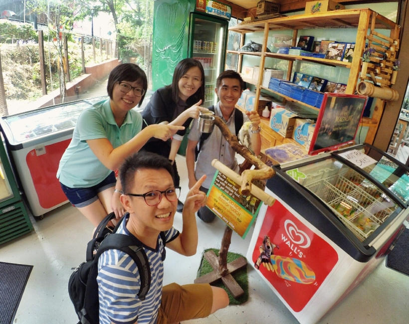 KL Tower Kuala Lumpur Malaysia Selangor Mini Zoo Raymond Ong Effye Anf Ho Koon Kiang Bella Phei Effye Media A09