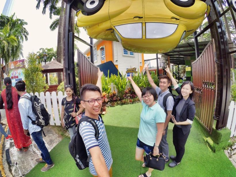 KL Tower Kuala Lumpur Malaysia Selangor Mini Zoo Raymond Ong Effye Anf Ho Koon Kiang Bella Phei Effye Media A12