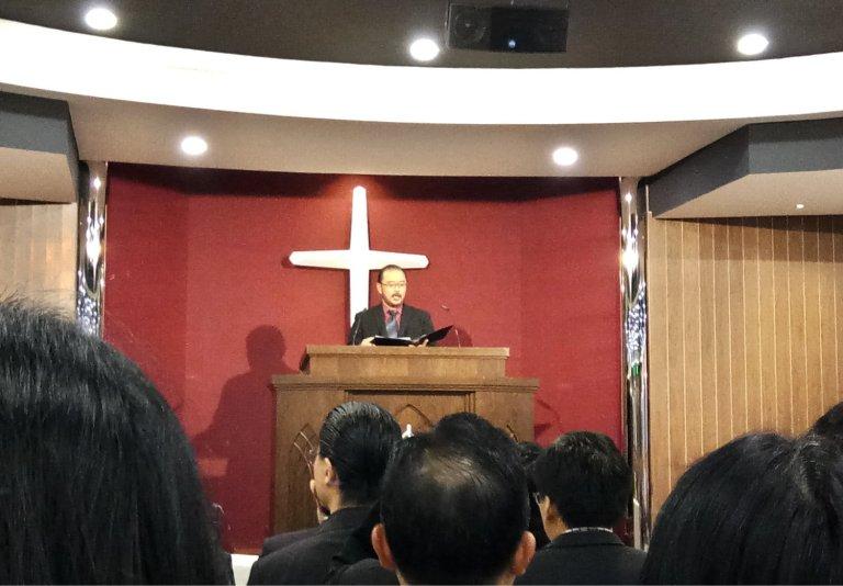 吉隆坡归正福音教会献堂礼 唐崇荣牧师 Dedication Service of International Reformed Evangelical Church of Kuala Lumpur IRECKL Rev Dr Stephen Tong A13
