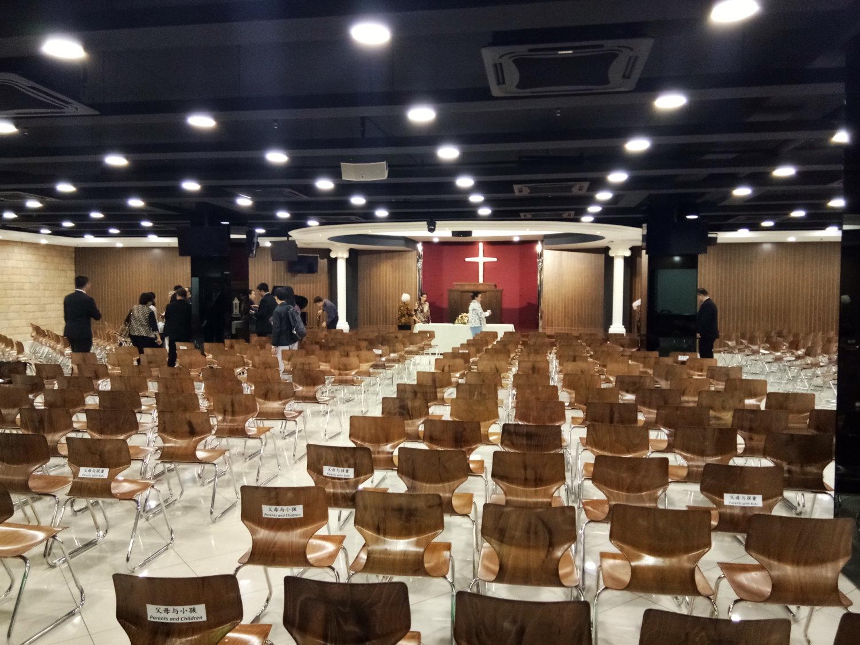 吉隆坡归正福音教会献堂礼 唐崇荣牧师 Dedication Service of International Reformed Evangelical Church of Kuala Lumpur IRECKL Rev Dr Stephen Tong A19