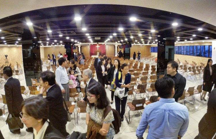 吉隆坡归正福音教会献堂礼 唐崇荣牧师 Dedication Service of International Reformed Evangelical Church of Kuala Lumpur IRECKL Rev Dr Stephen Tong A20