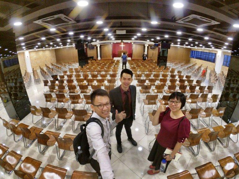 吉隆坡归正福音教会献堂礼 唐崇荣牧师 Dedication Service of International Reformed Evangelical Church of Kuala Lumpur IRECKL Rev Dr Stephen Tong A23