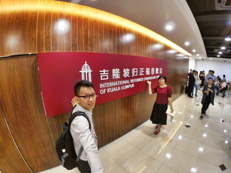 吉隆坡归正福音教会献堂礼 唐崇荣牧师 Dedication Service of International Reformed Evangelical Church of Kuala Lumpur IRECKL Rev Dr Stephen Tong A25