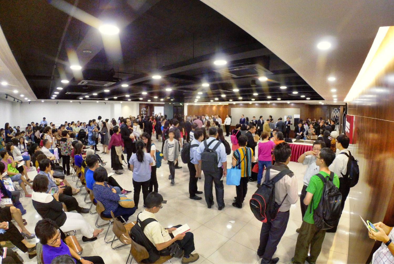 吉隆坡归正福音教会献堂礼 唐崇荣牧师 Dedication Service of International Reformed Evangelical Church of Kuala Lumpur IRECKL Rev Dr Stephen Tong A05