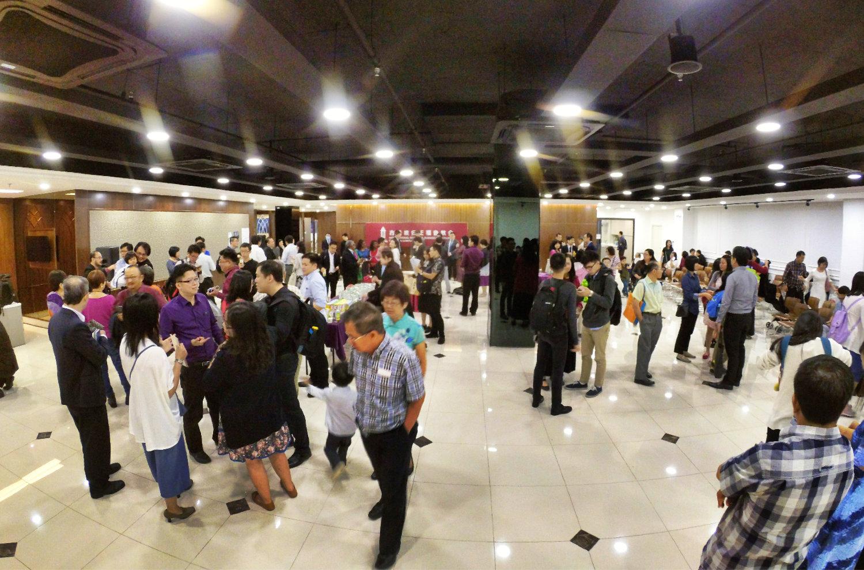 吉隆坡归正福音教会献堂礼 唐崇荣牧师 Dedication Service of International Reformed Evangelical Church of Kuala Lumpur IRECKL Rev Dr Stephen Tong A07
