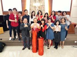 Raymond Ong Effye Ang Chinese New Year 2018 Gereja Joy Soga Batu Pahat Johor Malaysia 农历新春2018 苏雅喜乐教堂 B001