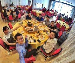 Raymond Ong Effye Ang Family Gathering at Melaka Malaysia Xiang Yu Chong Qing Chinese New Year 2018 农历新春2018 相遇重庆 A008
