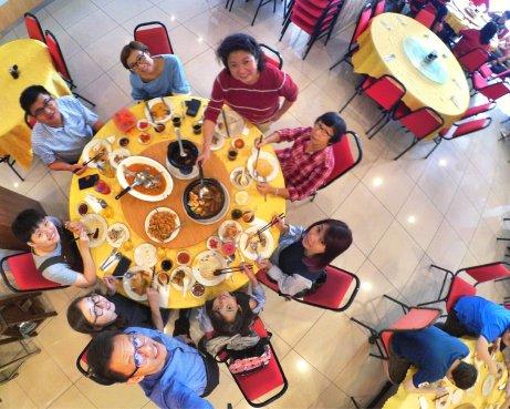 Raymond Ong Effye Ang Family Gathering at Melaka Malaysia Xiang Yu Chong Qing Chinese New Year 2018 农历新春2018 相遇重庆 A009