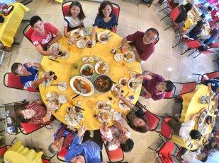 Raymond Ong Effye Ang Family Gathering at Melaka Malaysia Xiang Yu Chong Qing Chinese New Year 2018 农历新春2018 相遇重庆 A010