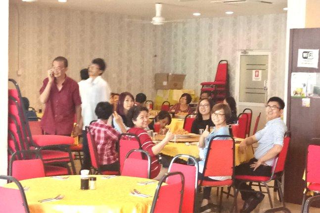 Raymond Ong Effye Ang Family Gathering at Melaka Malaysia Xiang Yu Chong Qing Chinese New Year 2018 农历新春2018 相遇重庆 C005