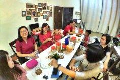 Raymond Ong Effye Ang KC Gan Grace Teo Lydia Loy Syng Yee Low Quan Qi Batu Pahat Johor Malaysia 农历新春2018 A004