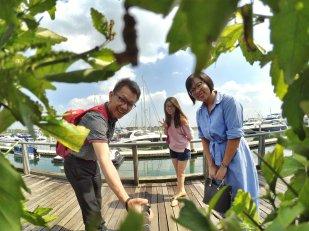 Raymond Ong Effye Ang Wai Shim Kong Chinese New Year 2018 Gathering at Senibong Cove Yews Cafe Johor Bahru Johor Malaysia 农历新年聚会 新山 柔佛 马来西亚 A18