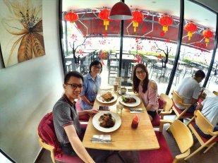 Raymond Ong Effye Ang Wai Shim Kong Chinese New Year 2018 Gathering at Senibong Cove Yews Cafe Johor Bahru Johor Malaysia 农历新年聚会 新山 柔佛 马来西亚 A03