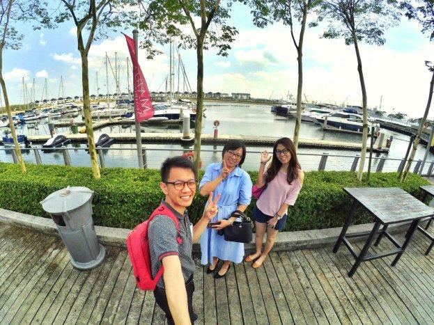 Raymond Ong Effye Ang Wai Shim Kong Chinese New Year 2018 Gathering at Senibong Cove Yews Cafe Johor Bahru Johor Malaysia 农历新年聚会 新山 柔佛 马来西亚 A06