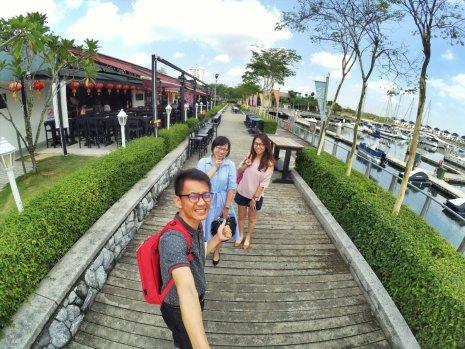 Raymond Ong Effye Ang Wai Shim Kong Chinese New Year 2018 Gathering at Senibong Cove Yews Cafe Johor Bahru Johor Malaysia 农历新年聚会 新山 柔佛 马来西亚 A09